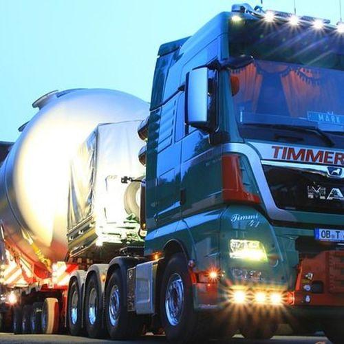 ¿Qué hacer en un accidente de tráfico con mercancías peligrosas?