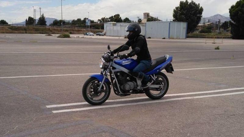 Practicas de moto
